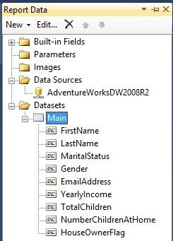 SQL Server Reporting Services Text Box Orientation