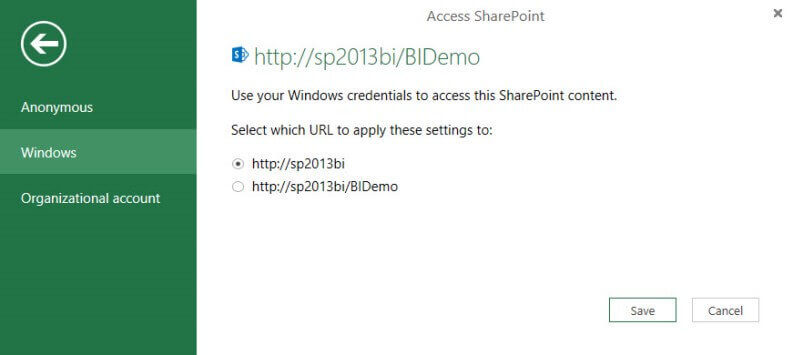 Extracting a SharePoint List with Power Query