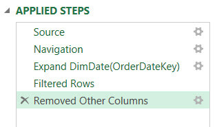 Query Folding in Power Query to Improve Performance