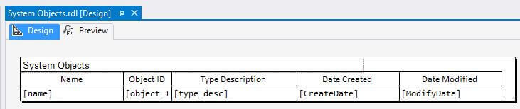 Design of report with total page number issue
