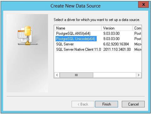 SQL Server and PostgreSQL Linked Server Configuration - Part 2