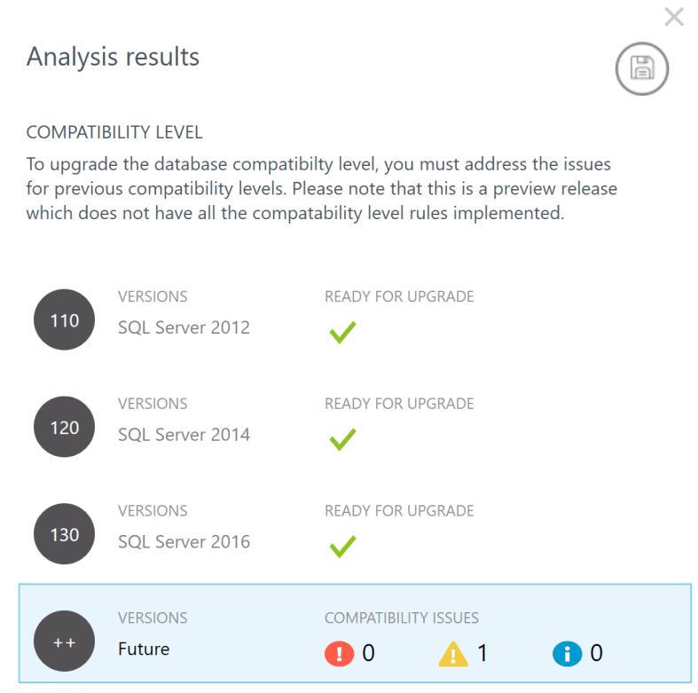 Prepare for an Upgrade with the SQL Server 2016 Upgrade Advisor