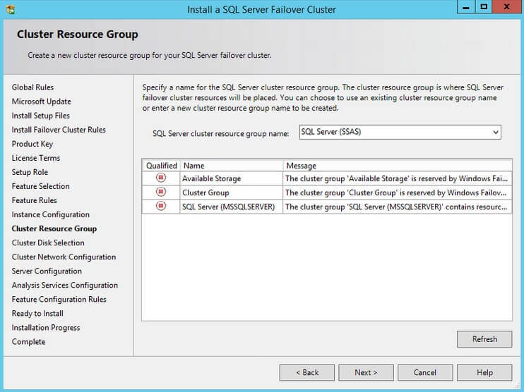 SQLSetup_ResourceGroup