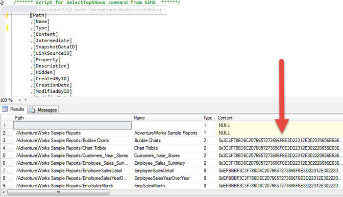 how to get column names of a table in sql
