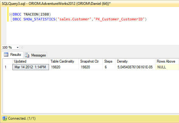 SQL Server Linked Server Error could not map ordinals for