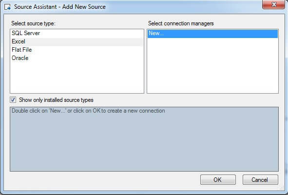 Excel Source Assistance