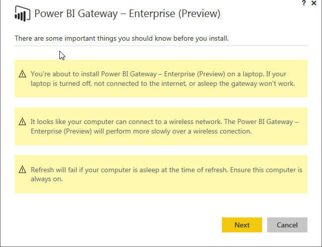gateway recovery management download