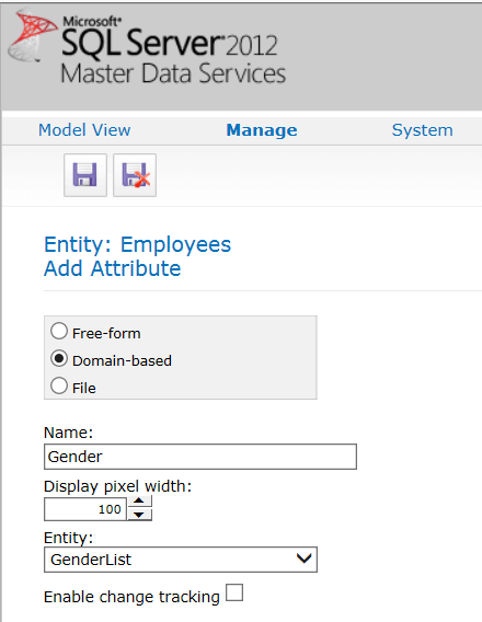 How to standardize attribute values in Master Data Services