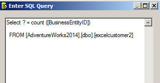 Capture the row count in T-SQL code