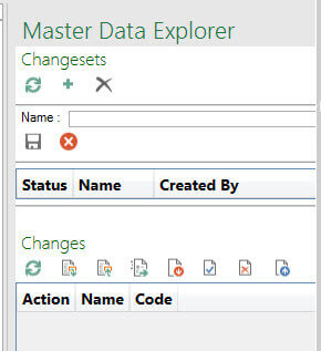 Master Data Explorer in Excel for SQL Server 2016 Master Data Services