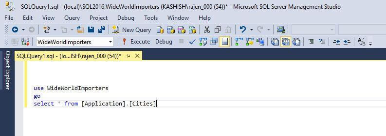 Highlighting Multiple Lines in SQL Server Management Studio