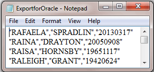 Faster Way to Transfer Data from SQL Server 2014 to Oracle 11g