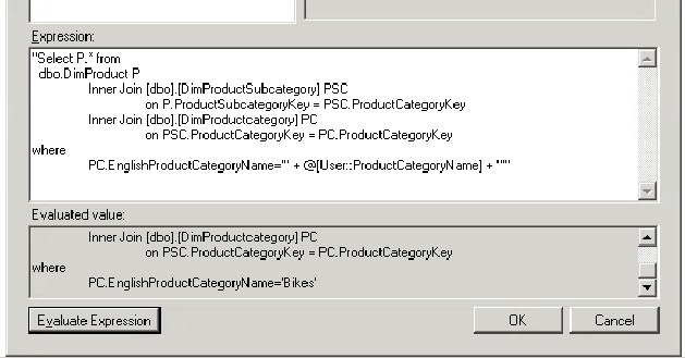 add the variable for the productcategoryname