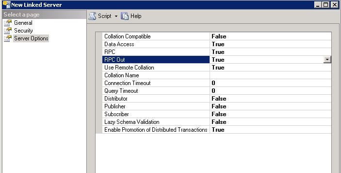 Access MySQL data from SQL Server via a Linked Server