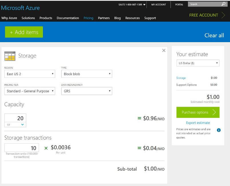 Using Azure To Store And Process Large Amounts Of Sql Data
