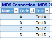 Add test entity members in Master Data Services