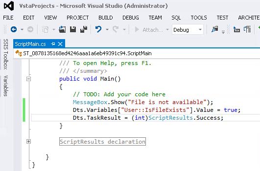 Developing a File Watcher Task for SQL Server Integration Services