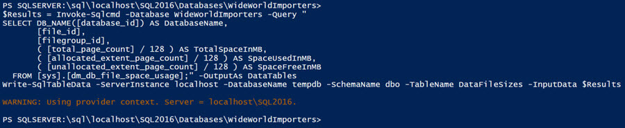 -InputData Parameter Example