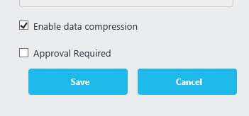 MDS row level compression is enabled by default