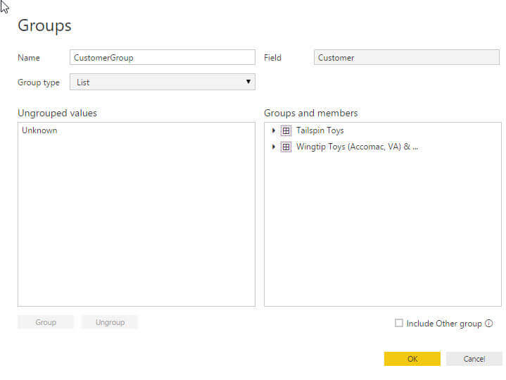Rename Result in Power BI