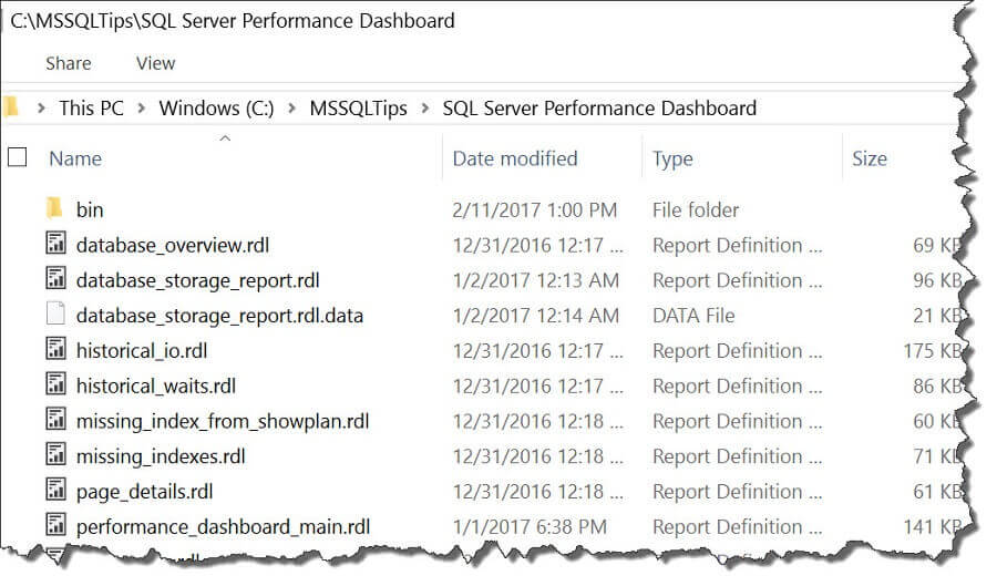 PowerShell Commands for SQL Server Reporting Services