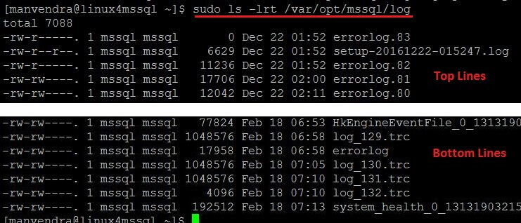how to create sql file in linux