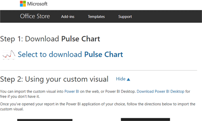 Pulse Chart download to local - Description: Pulse Chart download to local