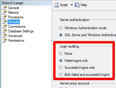 Verify Connectivity to SQL Server