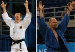 Blind Athletes - Description: Judo.jpg