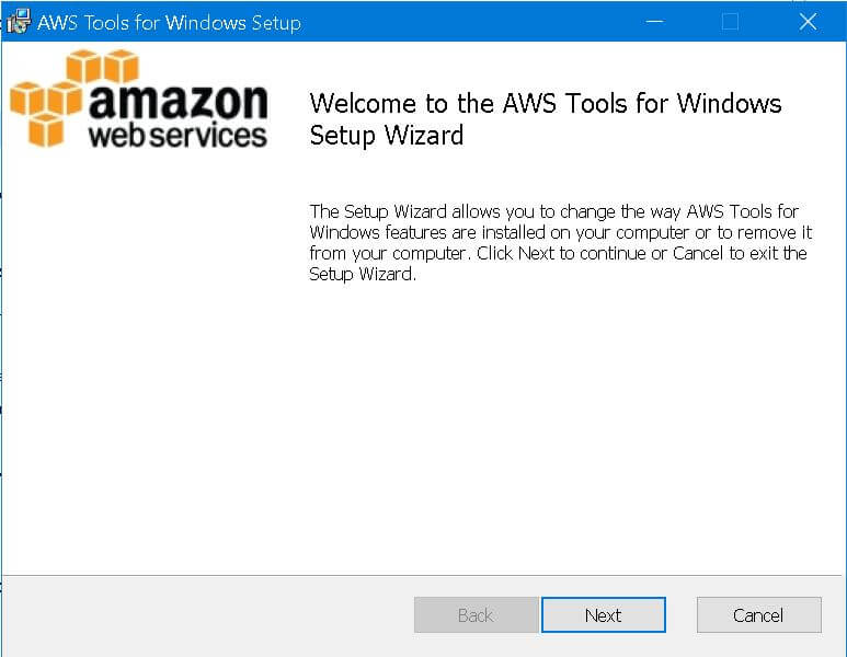 PowerShell AWS Tools for Fast File Copy