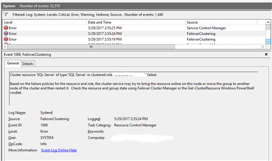 SQL Server 2016 Priority Boost Setting Caused Consistent Cluster