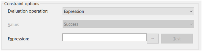 enter an expression in the SSIS Expression Editor