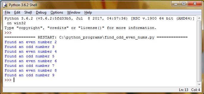 Python Dos Script