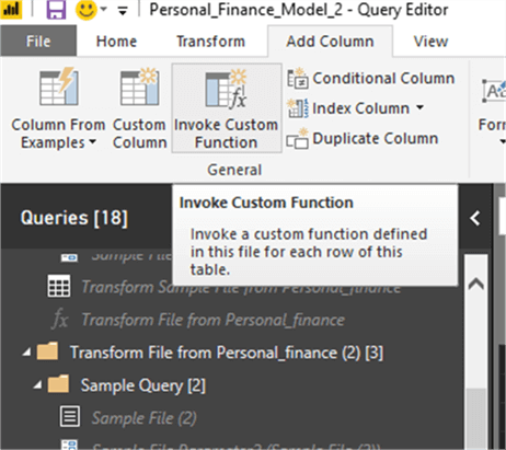 Invoke custom function - Description: Invoke custom function
