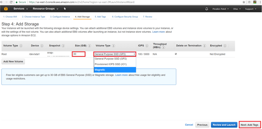 How to build an Enterprise Environment in AWS for SQL Server