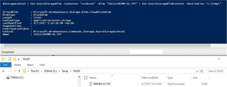 Full text indexing with Azure SQL database