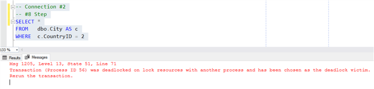 Lesson on SQL Server Deadlocks and how to solve