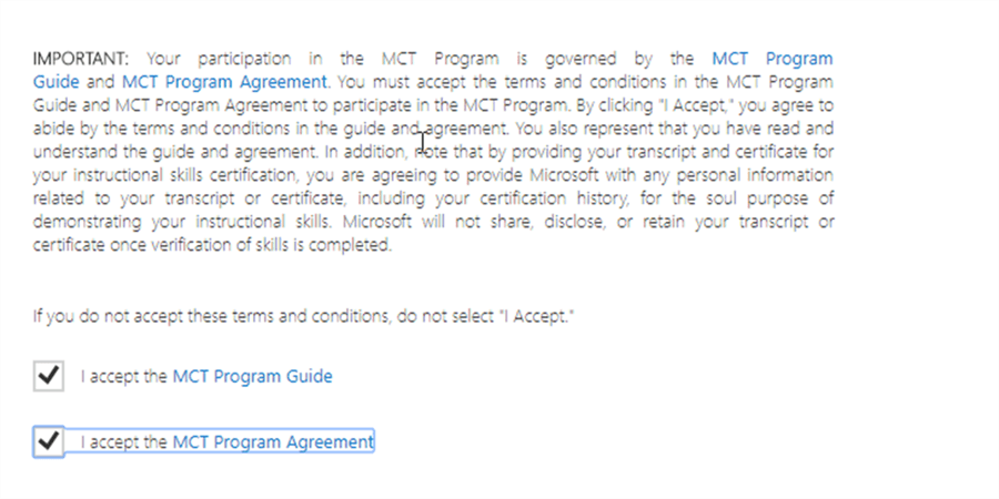 Getting Started As A Microsoft Certified Trainer Mct