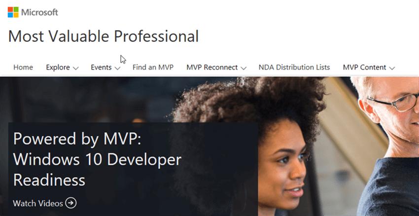 MVP site