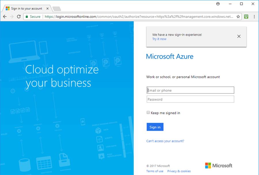 SQL Azure Create Database Tutorial