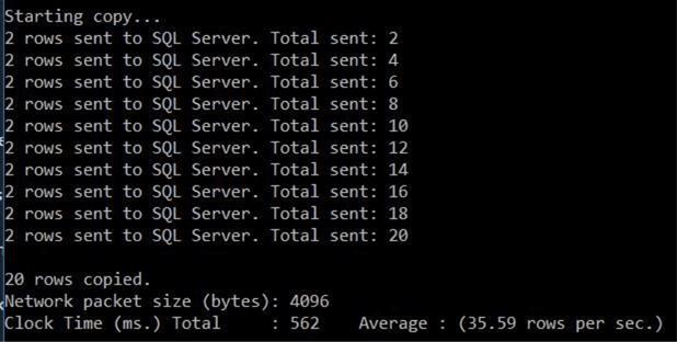 Azure SQL database auditing using Blob Storage
