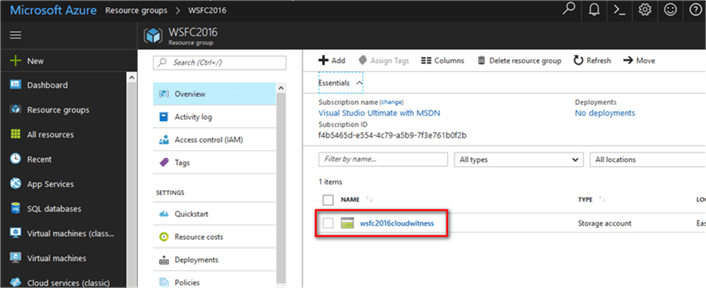 1. In the Azure portal, navigate to your storage account.