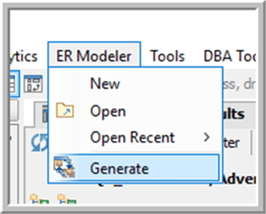Generate from Schema - Description: Generate from Schema