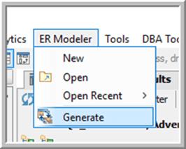 Generate from Schema - Description: Generate from Schema