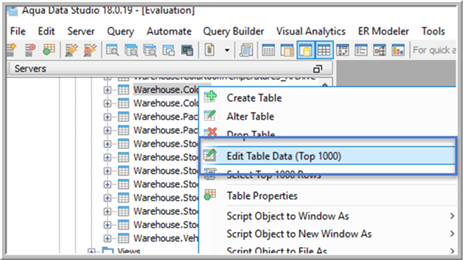 Table Data Editor2 - Description: Table Data Editor2