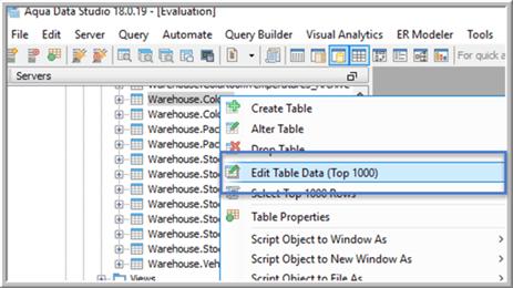 Table Data Editor2 - Description: Table Data Editor2