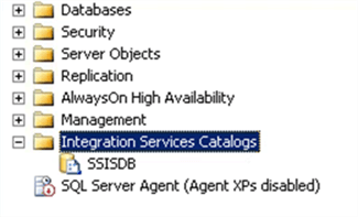 SSIS Catalog - Description: SSIS Catalog