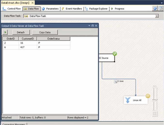 Importing JSON Files Using SQL Server Integration Services