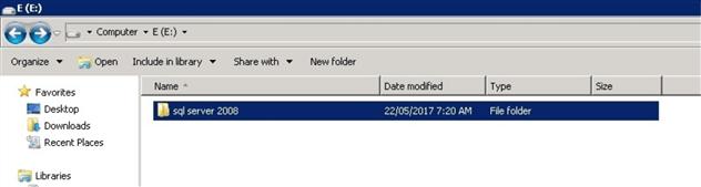 Fixing SQL Server Installation Error 1639