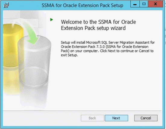 SSMA Oracle Extension Pack